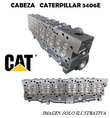 cabeza caterpillar c15 un turbo