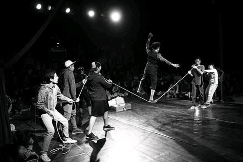 cabeza de circo, eventos