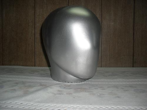 cabeza de fibra de vidrio