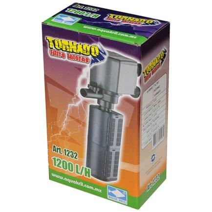 cabeza de poder con filtro interno 1200 l/h