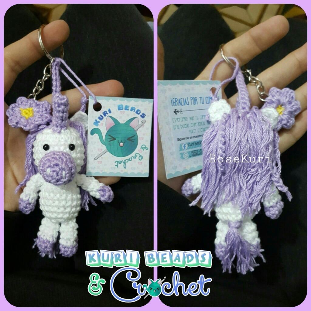 Unicornio Tejido Al Crochet - $ 450,00 en Mercado Libre | 1024x1024