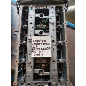 Cabeza Ford Transit Diésel 2.2 Mod 2007 Lista Para Instalar