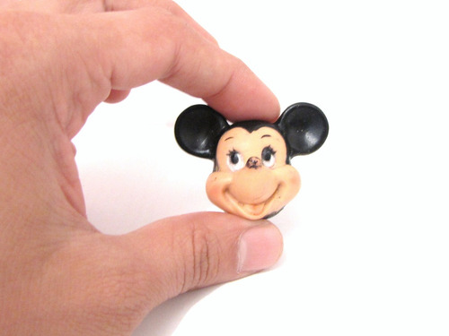cabeza minie mouse para  muppet o títere