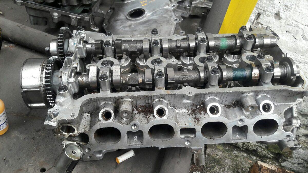 Cabeza Se Motor Nissan Versa Y March 1 6 2 500 00 En