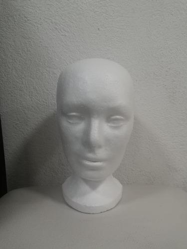 cabeza solida de unicel