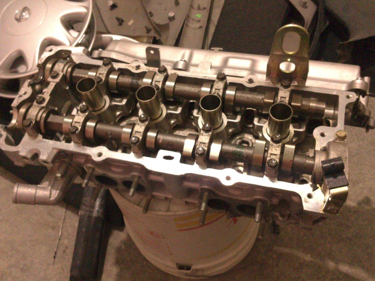 prueba de bobina sentra y tsuru 16 válvulas | FunnyCat.TV