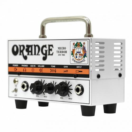 cabezal amplificador orange micro terror