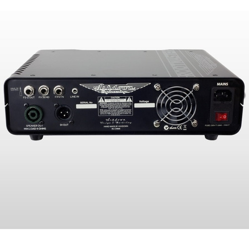 cabezal bajo ashdown rm420h 420 watts