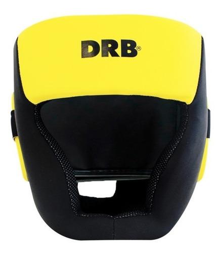 cabezal boxeo pomulo menton proteccion profesional drb box