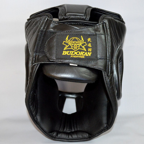 cabezal budokan fighter street mma kick boxing thai