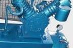 cabezal compresor industrial baja-baja 5,5 hp