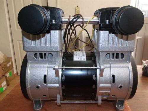 Cabezal compresor libre aceite 2 hp for Aceite para compresor