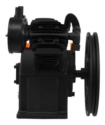 cabezal compresora 2 hp motor potente mikels