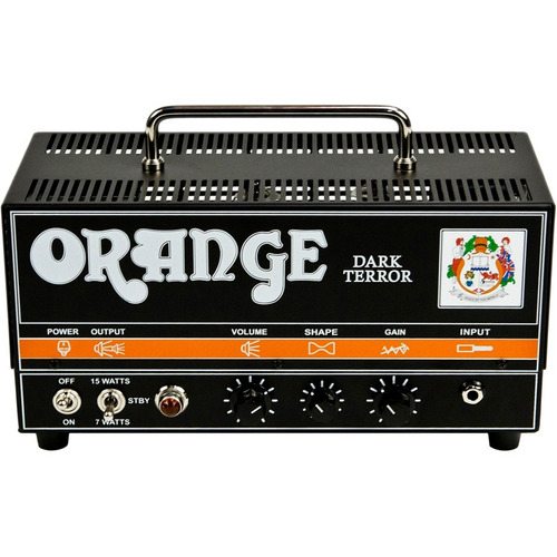 cabezal dark terror 15w orange