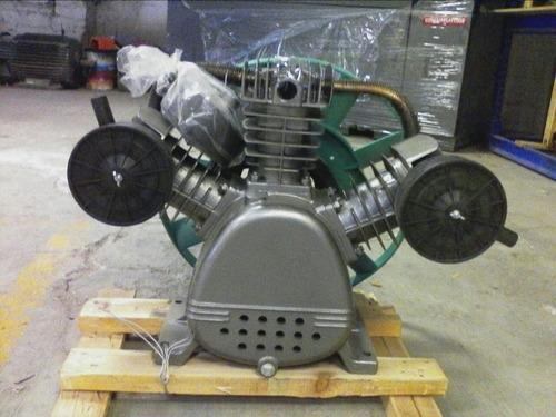 cabezal de 10 hp libre de aceite