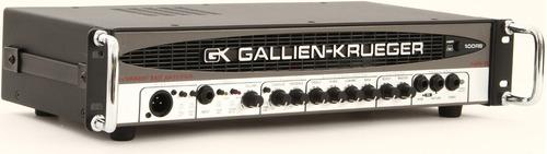 cabezal de bajo gallien krueger 400rb 4 - 280w (u.s.a.)
