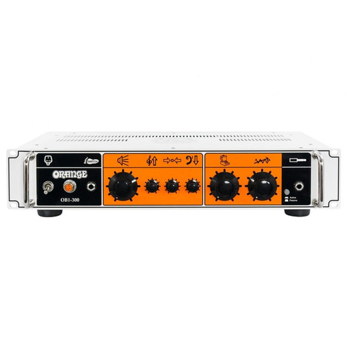 cabezal de bajo orange ob1-300