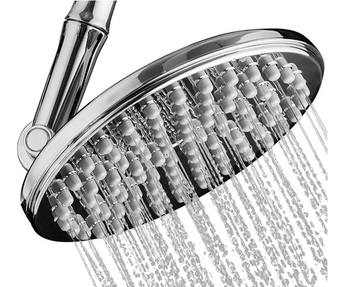 cabezal de ducha precipitación alta presión 9.5 con brazo