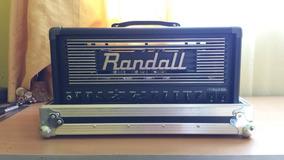 Cabezal De Guitarra Randall Thrasher 50w