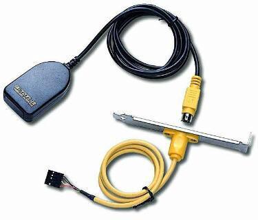cabezal emisor irda ( infrarrojo ) p/ conexión a motherboard