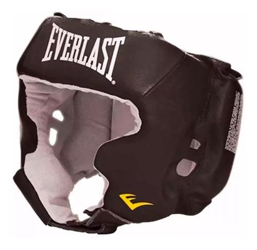cabezal everlast boxeo amateur con pomulos alto rendimiento