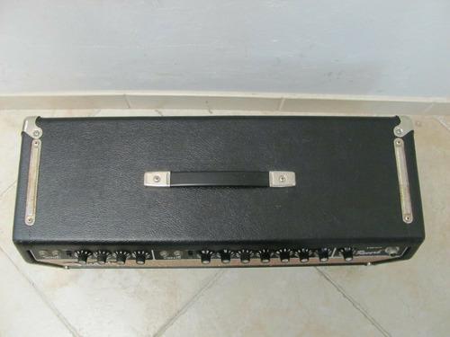 cabezal fender twin reverb vintage 81 ab763 blackfaced