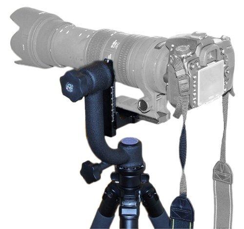 cabezal gimbal opteka gh1 pro heavy duty soporta 14kg mn4