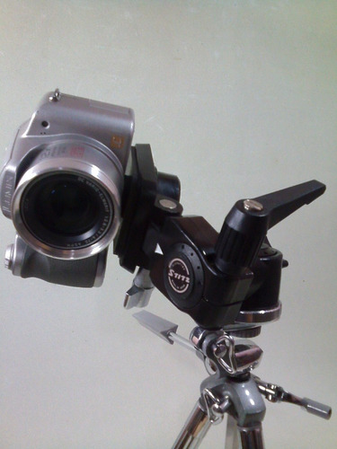 cabezal giratorio para tripie tipo 3-way pan/tilt  head