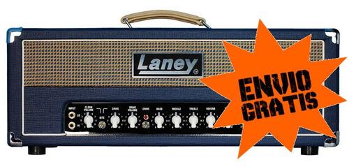 cabezal laney lionheart 50w valvula p/guitarra ingles cuotas
