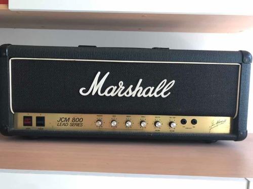 cabezal marshall jcm 800 89