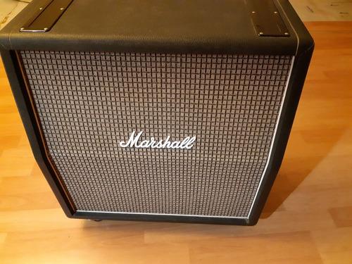 cabezal marshall jcm 900 + caja marshall 1960ax + footswitch