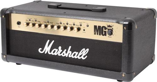 cabezal marshall mg100fx amplificador para guitarra
