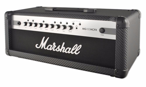 cabezal marshall mg100hcfx 100w rms 4 canales