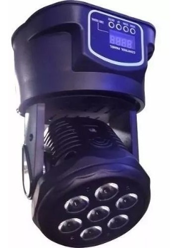 cabezal movil led wash rgbw dmx big dipper lm70s