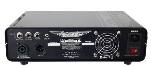 cabezal para bajo 220w ashdown rm220h (rootmaster 220)