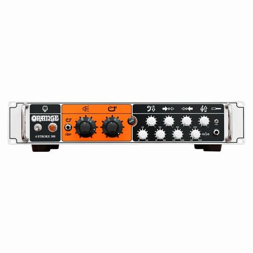 cabezal para bajo orange 4 stroke 300