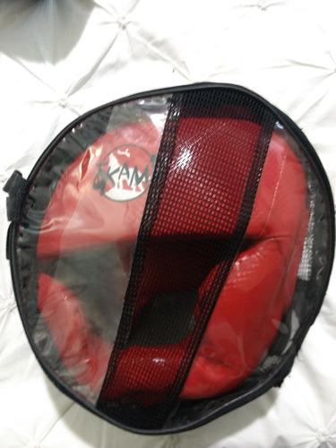 cabezal para boxeo okami micro cubre pomulo