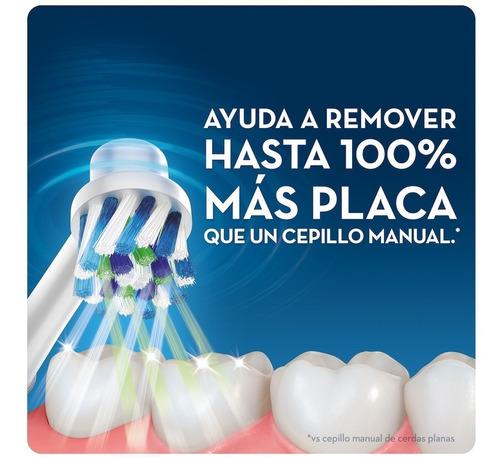 cabezal para cepillo electrico oral-b pro-salud crossaction