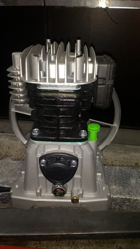 cabezal para compresor 3hp origen italia