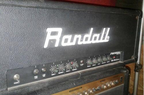cabezal randall classic 100 head - u.s.a. unico !!!!