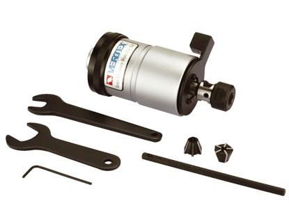 cabezal roscador con regulador de torque vertex de 8 a 20 mm