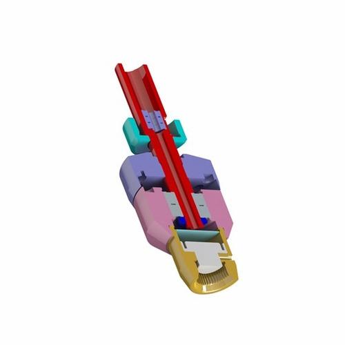 cabezal roscador marca vertex  k-1 de 3 a 8 mm cola 1/2