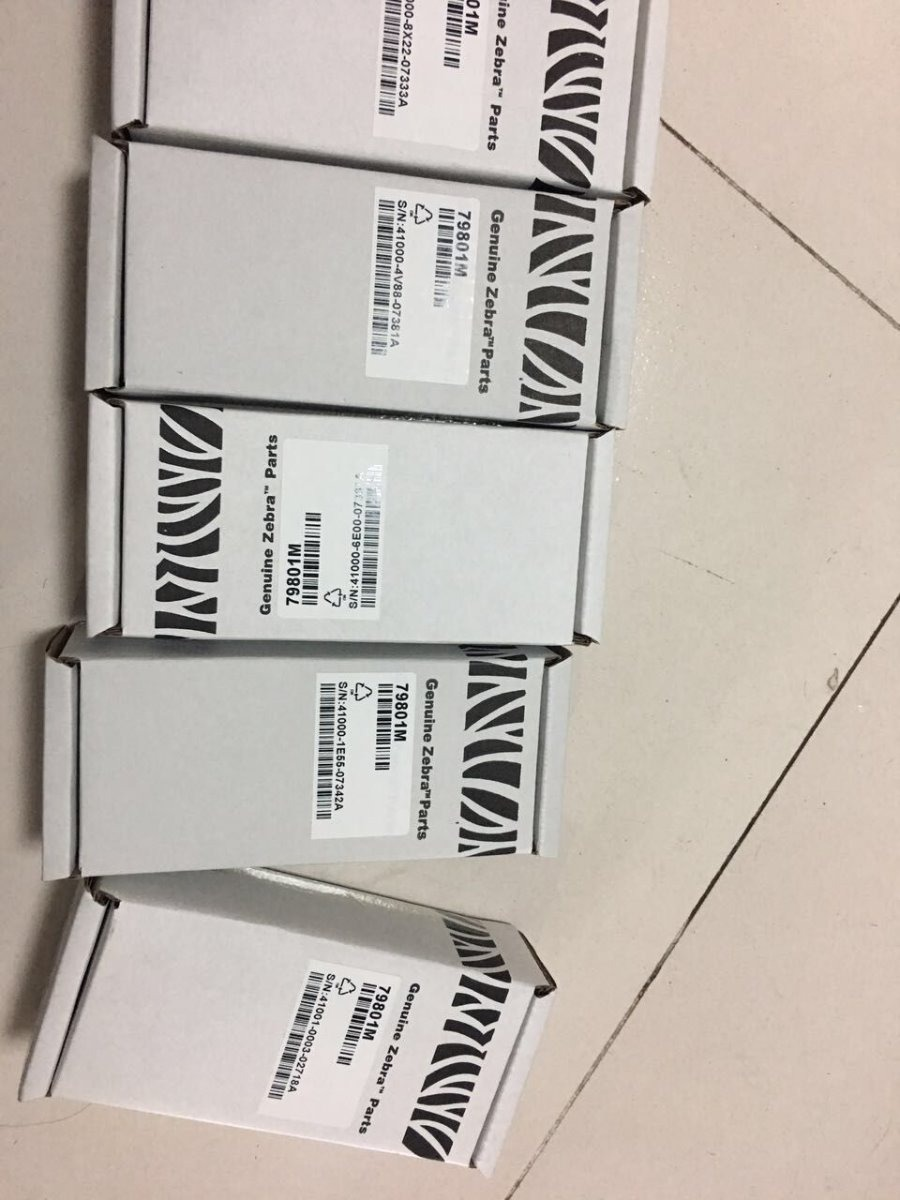 Cabezales Para Impresora Zebra Zt410 Zm400 200 Dpi