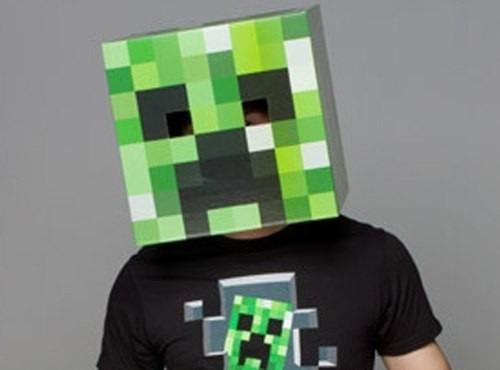 cabezas minecraft (originales) oferta!!!!
