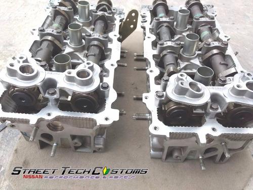 cabezas motor nissan vq35de 350z altima etc