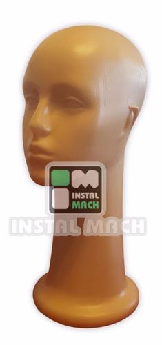 cabezas plásticas de maniquí envios a todo el pais