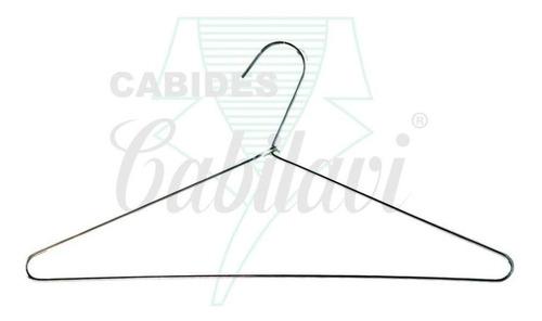 cabide cromado padrão (42 cm) - 05 peças