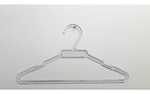 cabide de acrílico - 42 cm - 50 peças