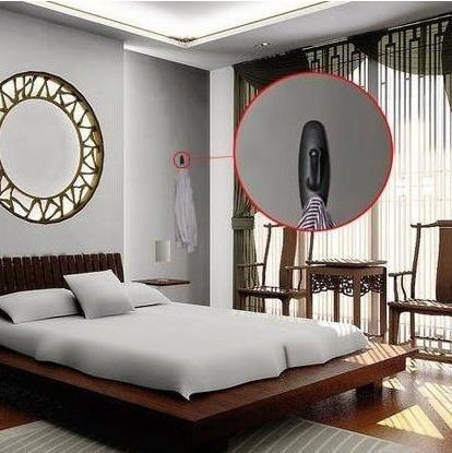 cabide espiao camera alta resolução +detector movimento +8gb