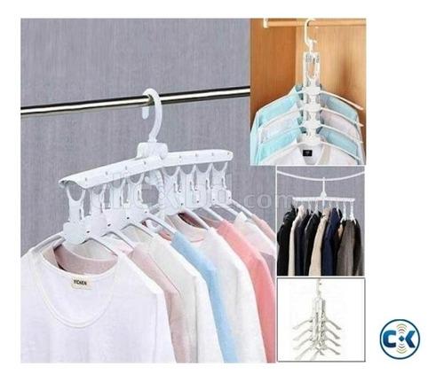 cabide organizador 8 em 1 triplica guarda roupa ganha espaco